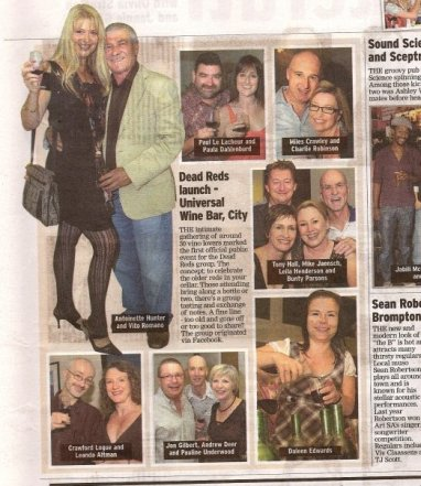 SundayMail, DR Launch