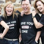 """Francis Wong """"Love You Long Time"""" Advertiser Article"""