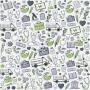11768340-green-health-care-pattern-sticker
