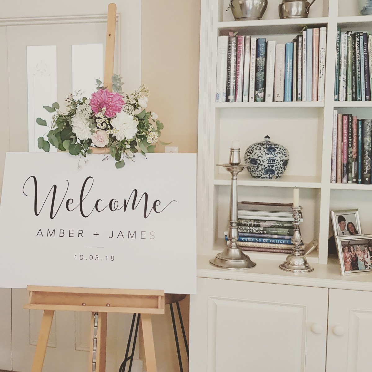 Poem recited for Amber and James' Wedding 10 March 2018