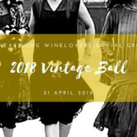 2018 Vintage Ball