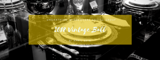 Vintage Ball 2018